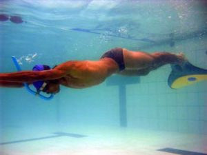 finswimming-man