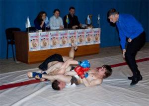 free-fight-Dniprorudne