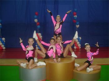 aerobica-kids