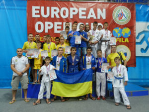 pankration-youth-euro-cup-2012