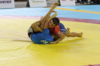 pankration-Dmytro-Baranov-grappling