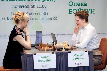 chess-Ushenina-Boytsun-match