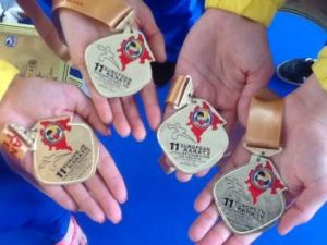 karate-euro-for-regions-gold-medals