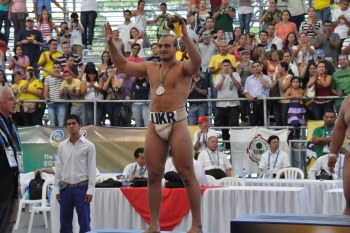 world-games-sumo-Yevgen-Kozlyatin-silver