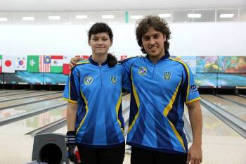 world-games-bowling-Darya-Kovalyova-Mykhailo-Kalika