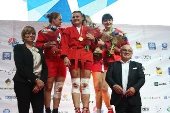 sambo-wc2013-Maryna-Pryschepa-gold-medal