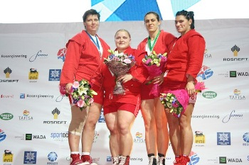 sambo-wc2013-Svitlana-Yaryomka-gold-medal