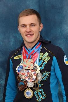 kickboxing-Volodymyr-Demchuk-medals