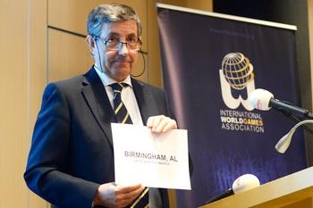 IWGA-President-Jose-Perurena-announces-Birmingham-Host-City-of-TWG2021