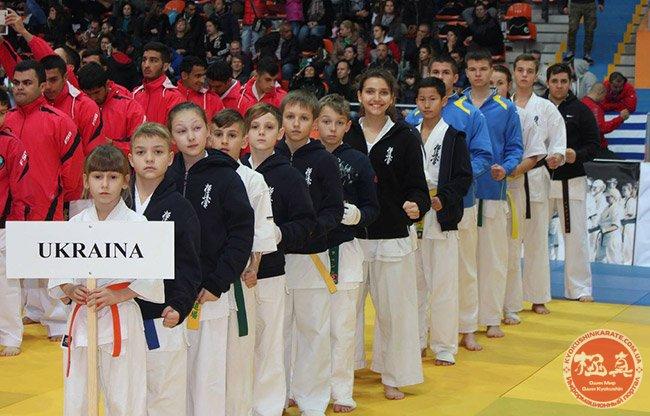 kyokushin-ukrainian-team